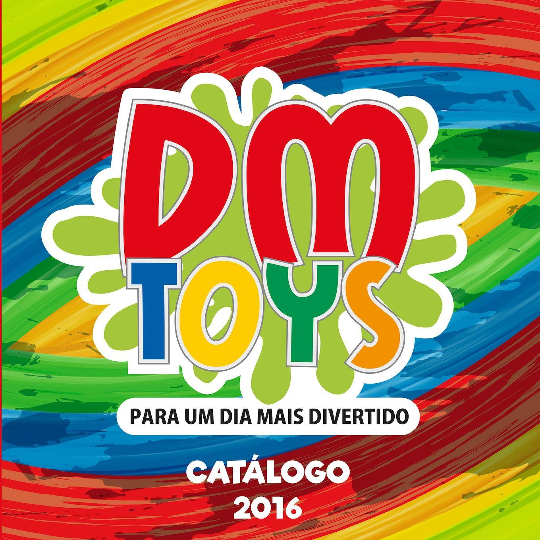 Catálogo Dm Toys 2016 Alta
