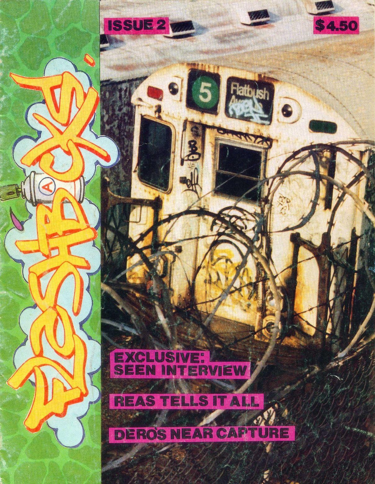 Flashbacks / Graffiti Magazine (Issue 2)