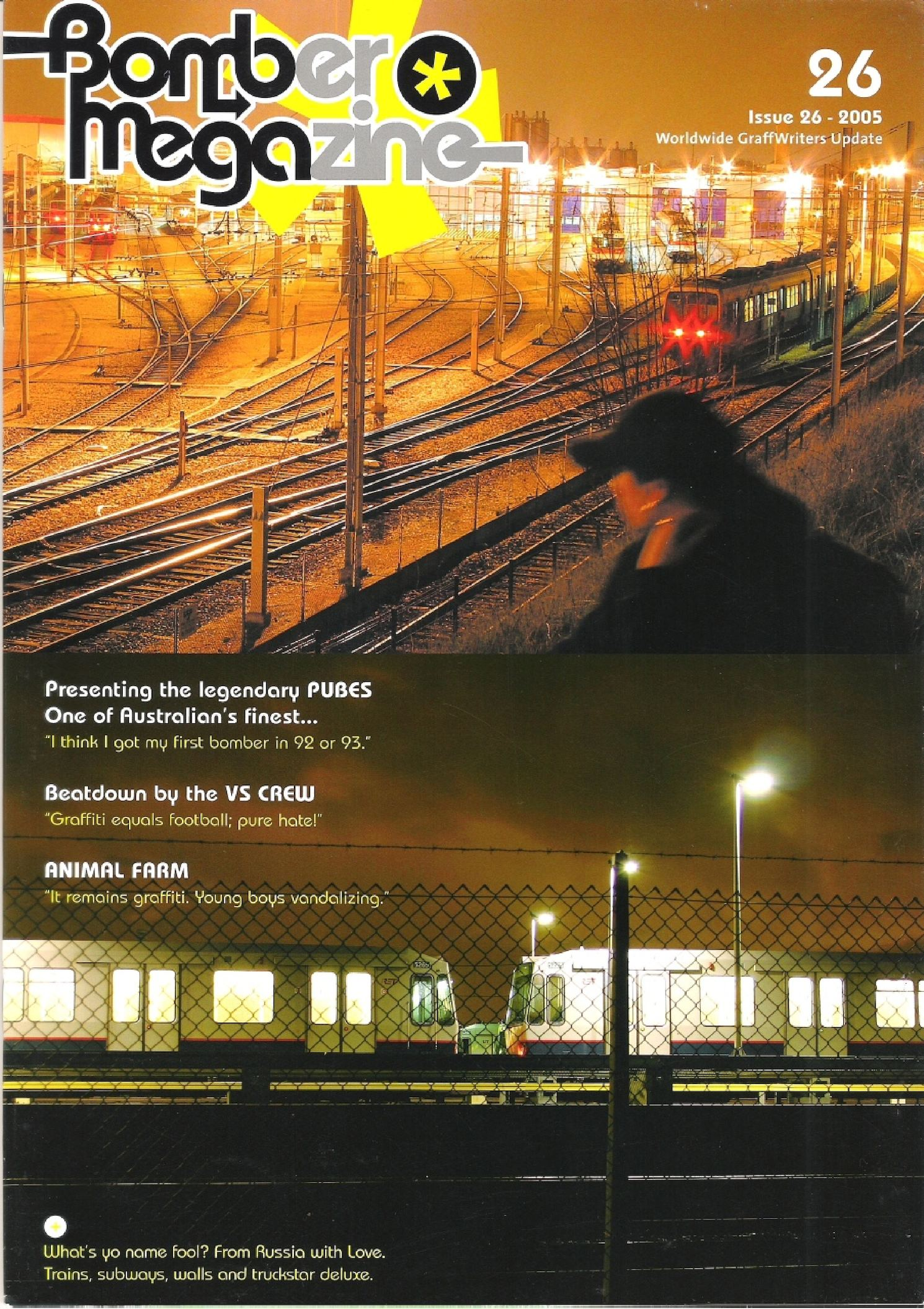 Bomber / Graffiti Magazine (Issue 26)