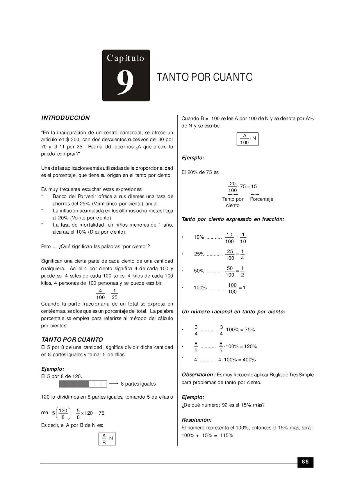 aritmetica 9