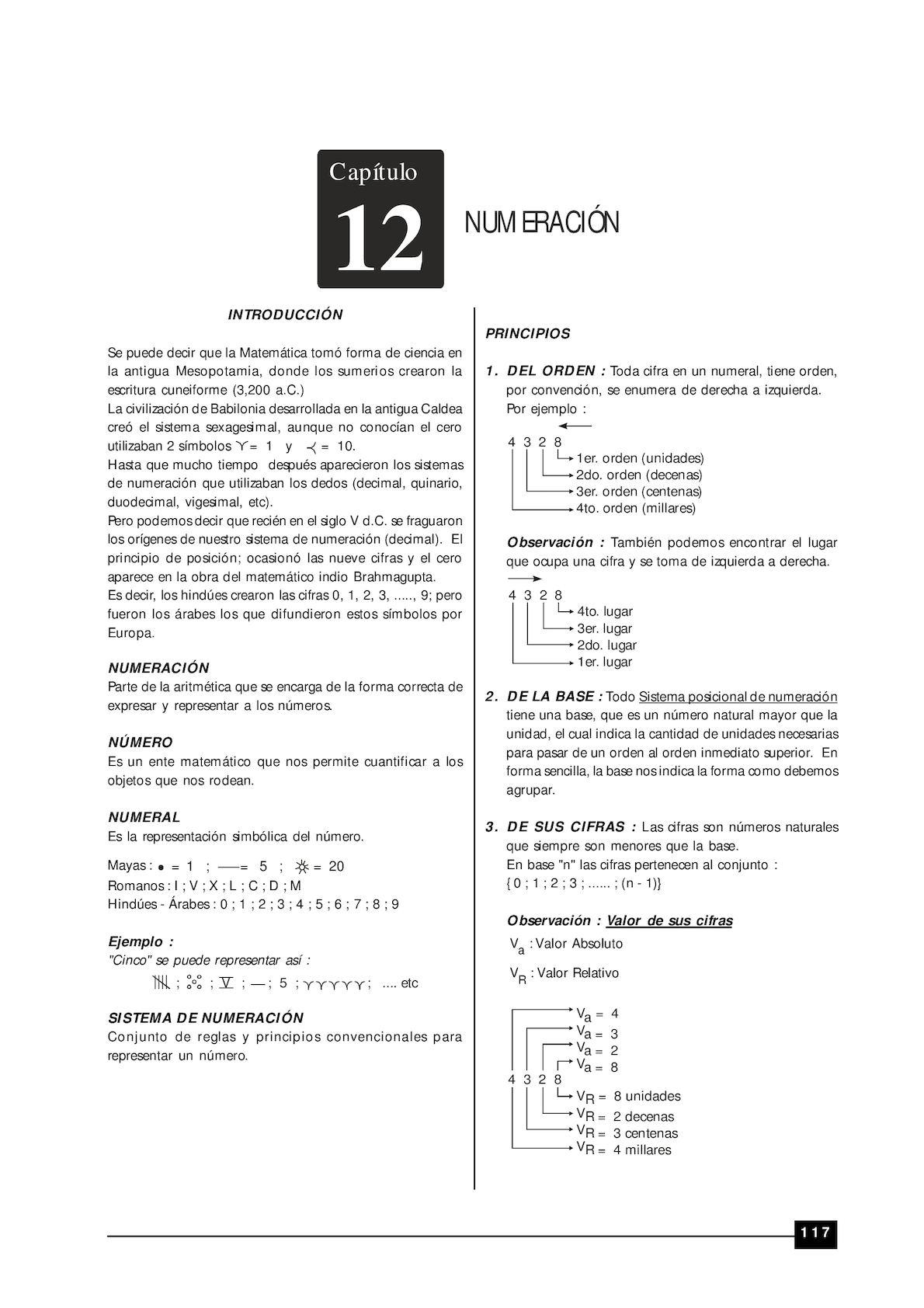 aritmetica 12