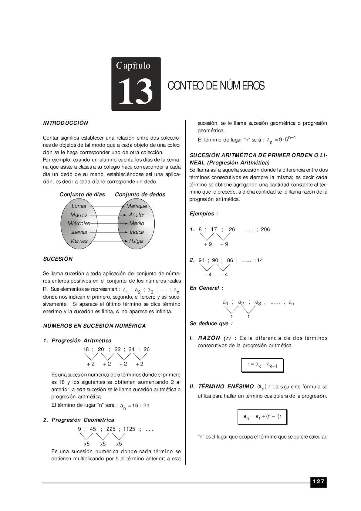 aritmetica 13