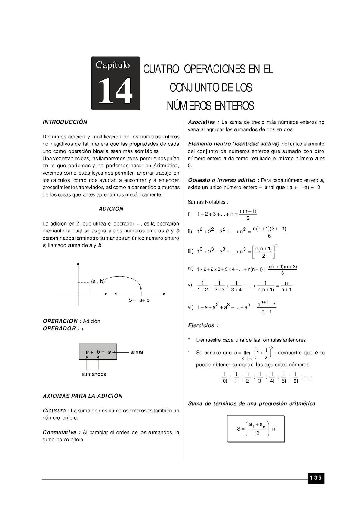 aritmetica 14
