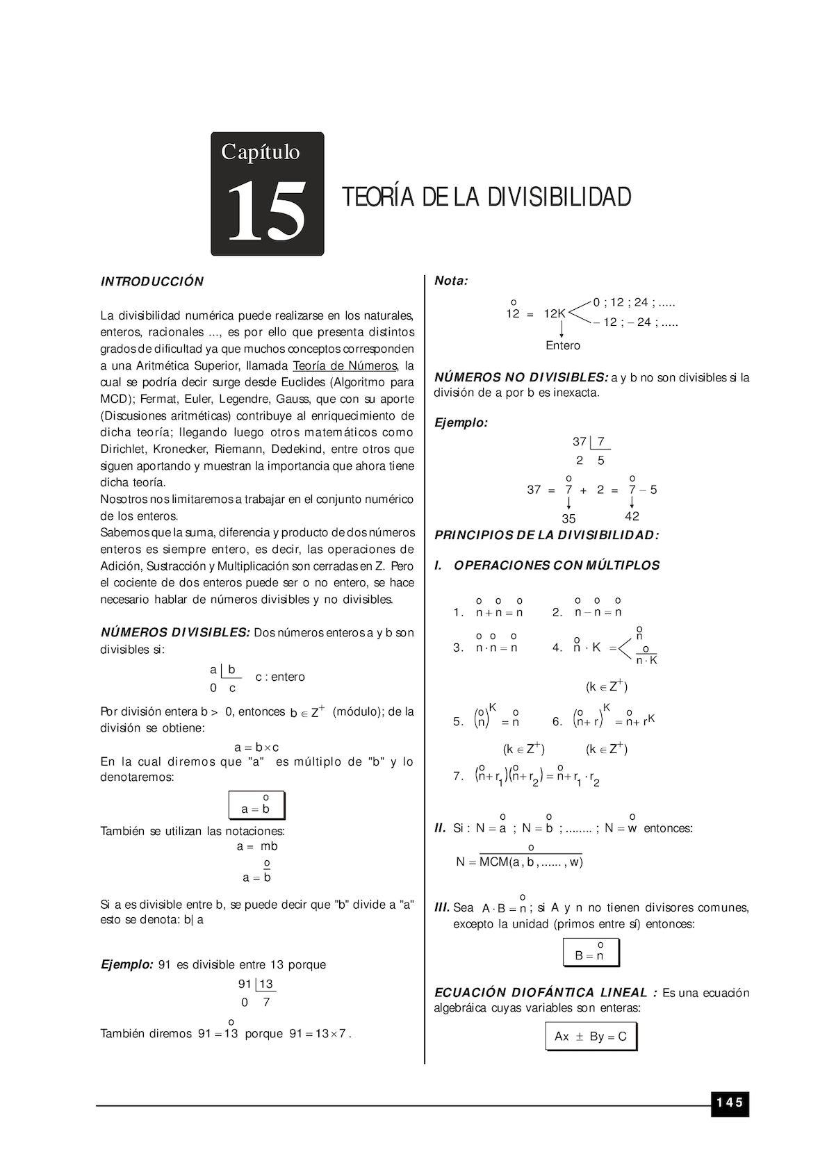 aritmetica 15