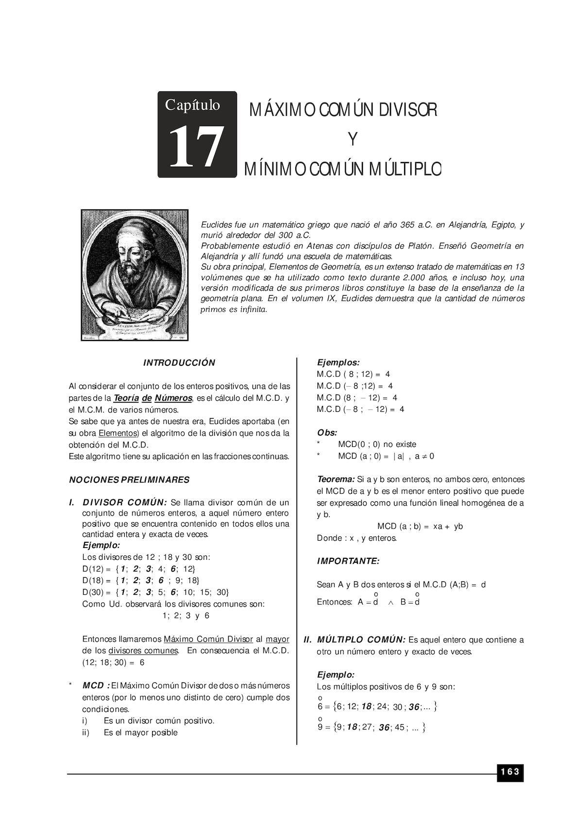 aritmetica 17