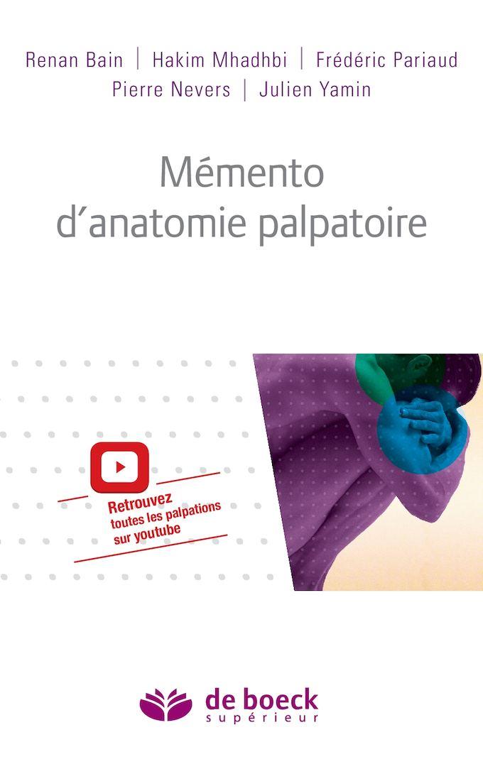 Mémento d'anatomie palpatoire