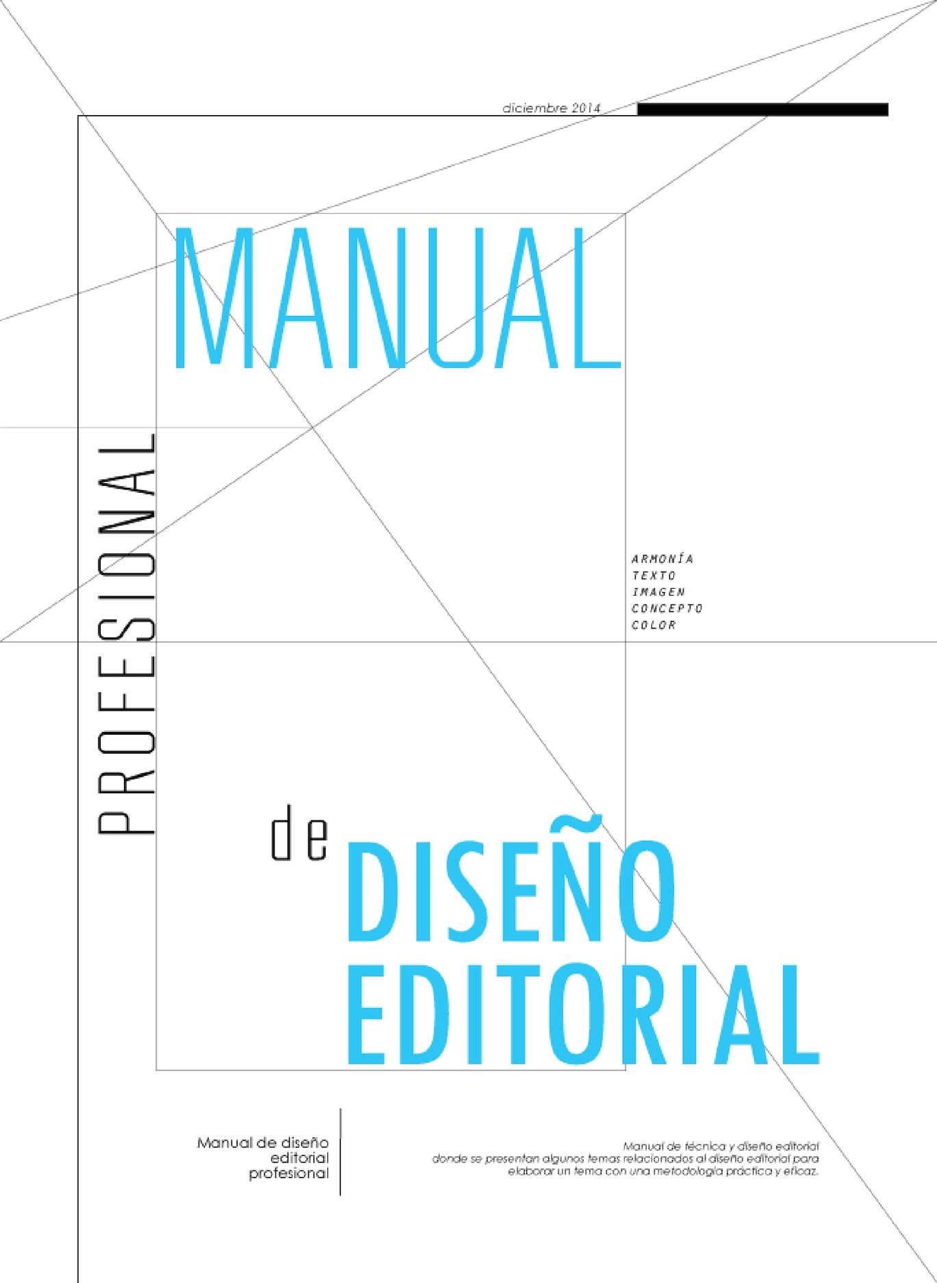 Calaméo - Manual de Diseño Editorial Imaginarte