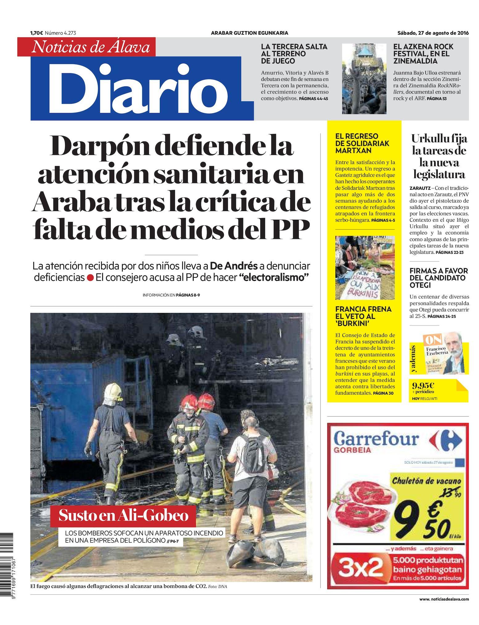 Calaméo - Diario de Noticias de Álava 20160827
