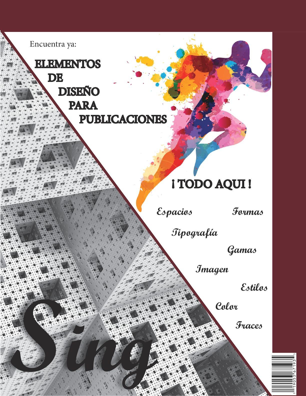 Revista: Elementos de diseño para publicaciones