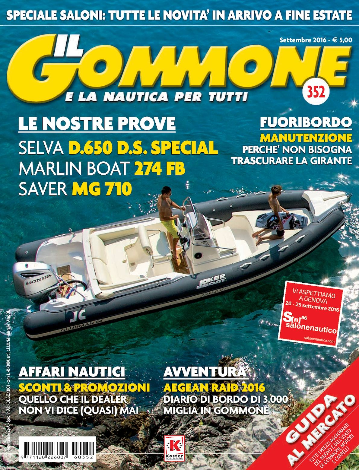 Il Gommone n. 352