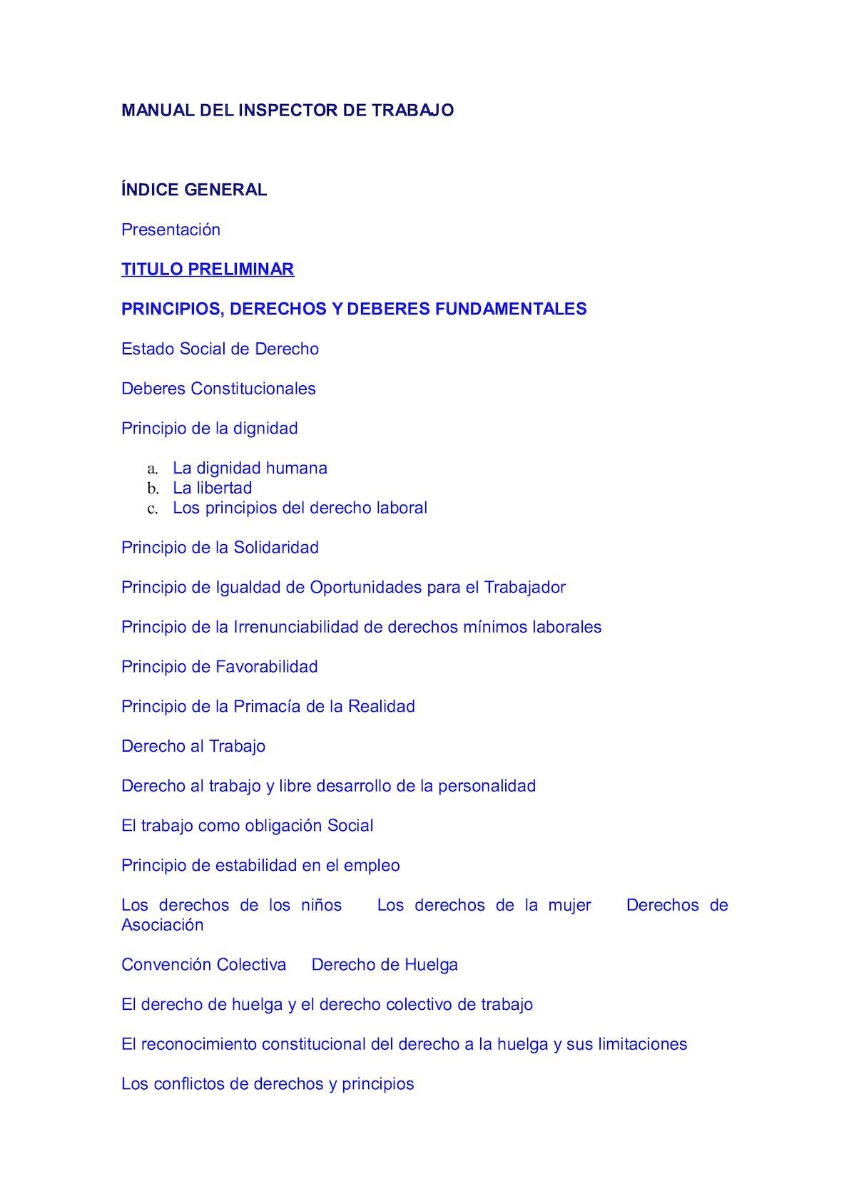 Calaméo - Manual Del Inspector De Trabajo