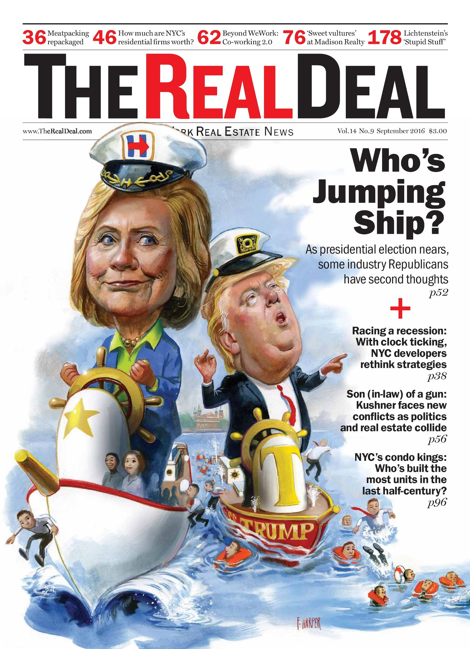 The Real Deal September 2016