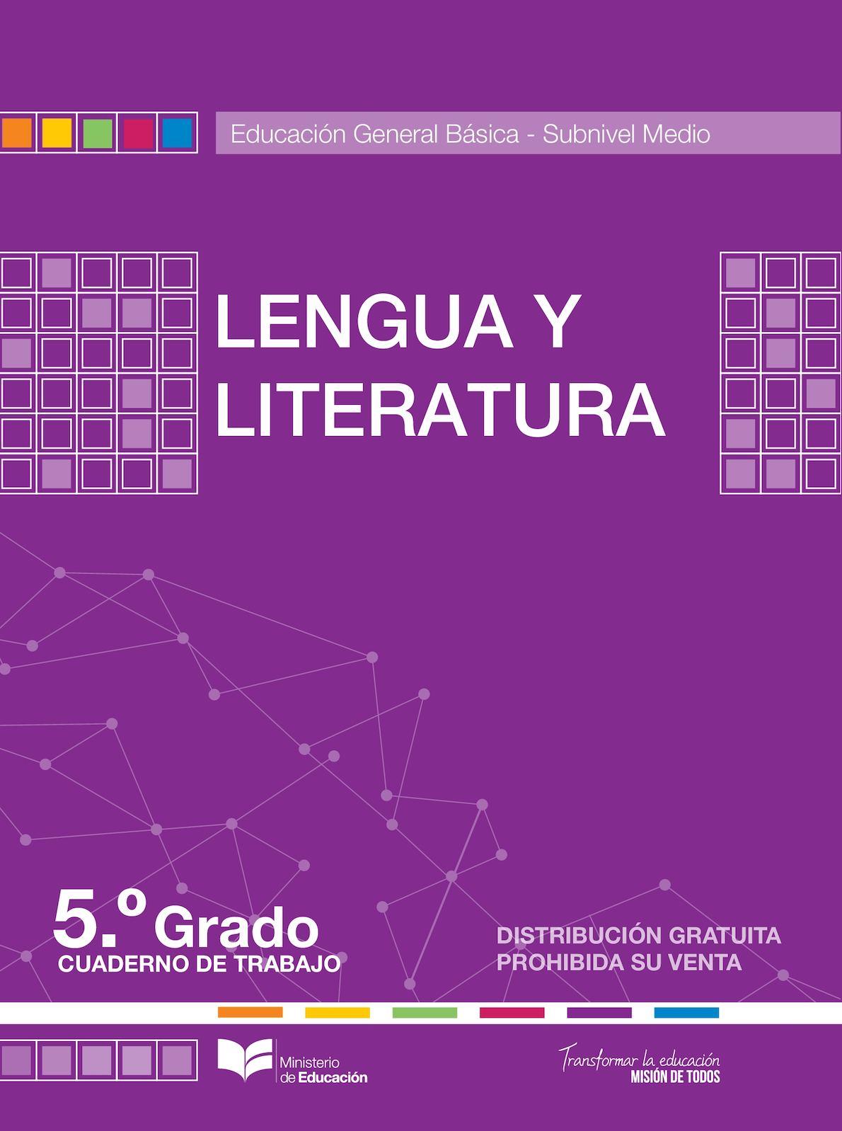 Calaméo - Lengua 5 Cuaderno