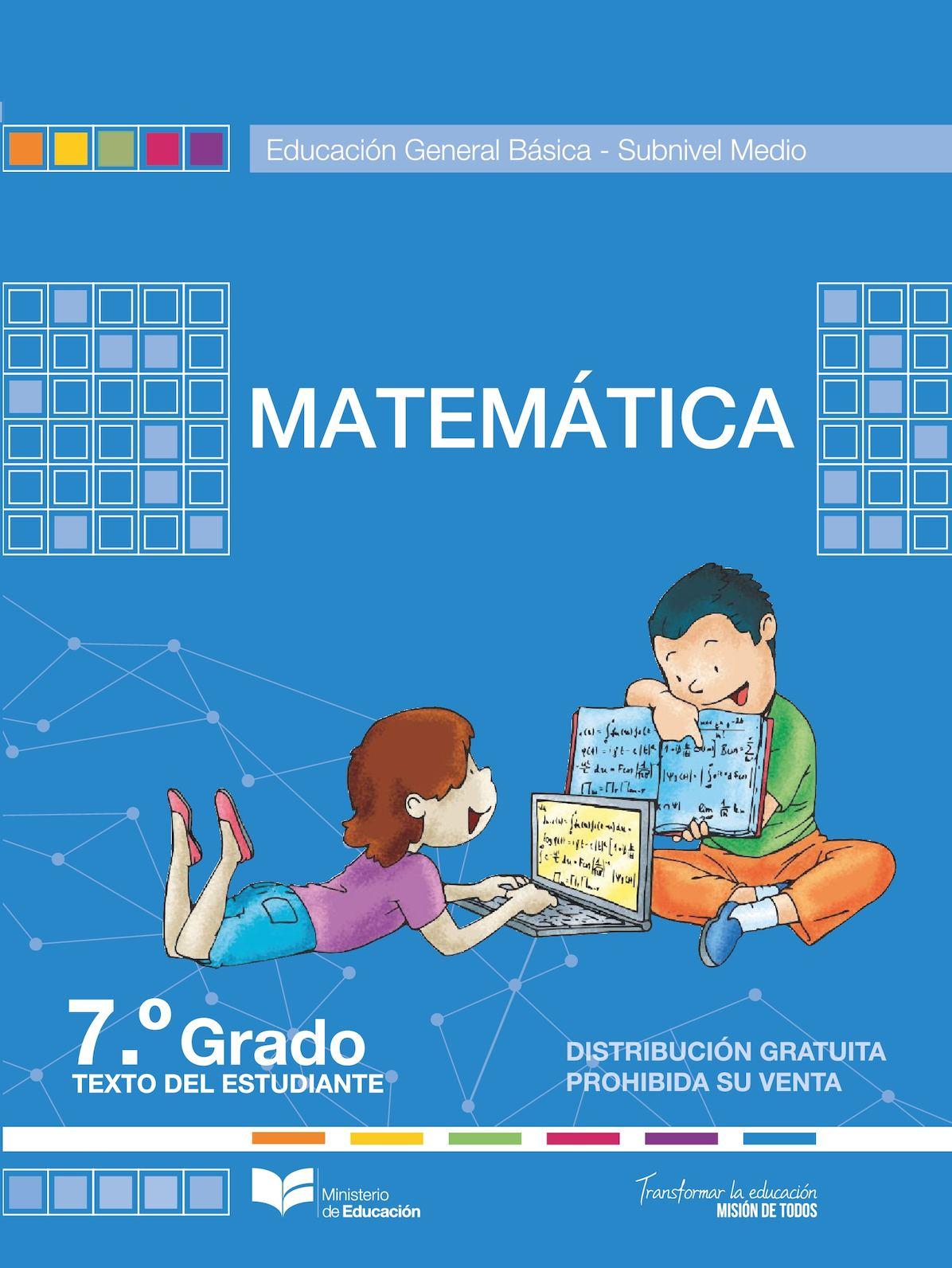 Calaméo - Pdf Matematica 7 Texto