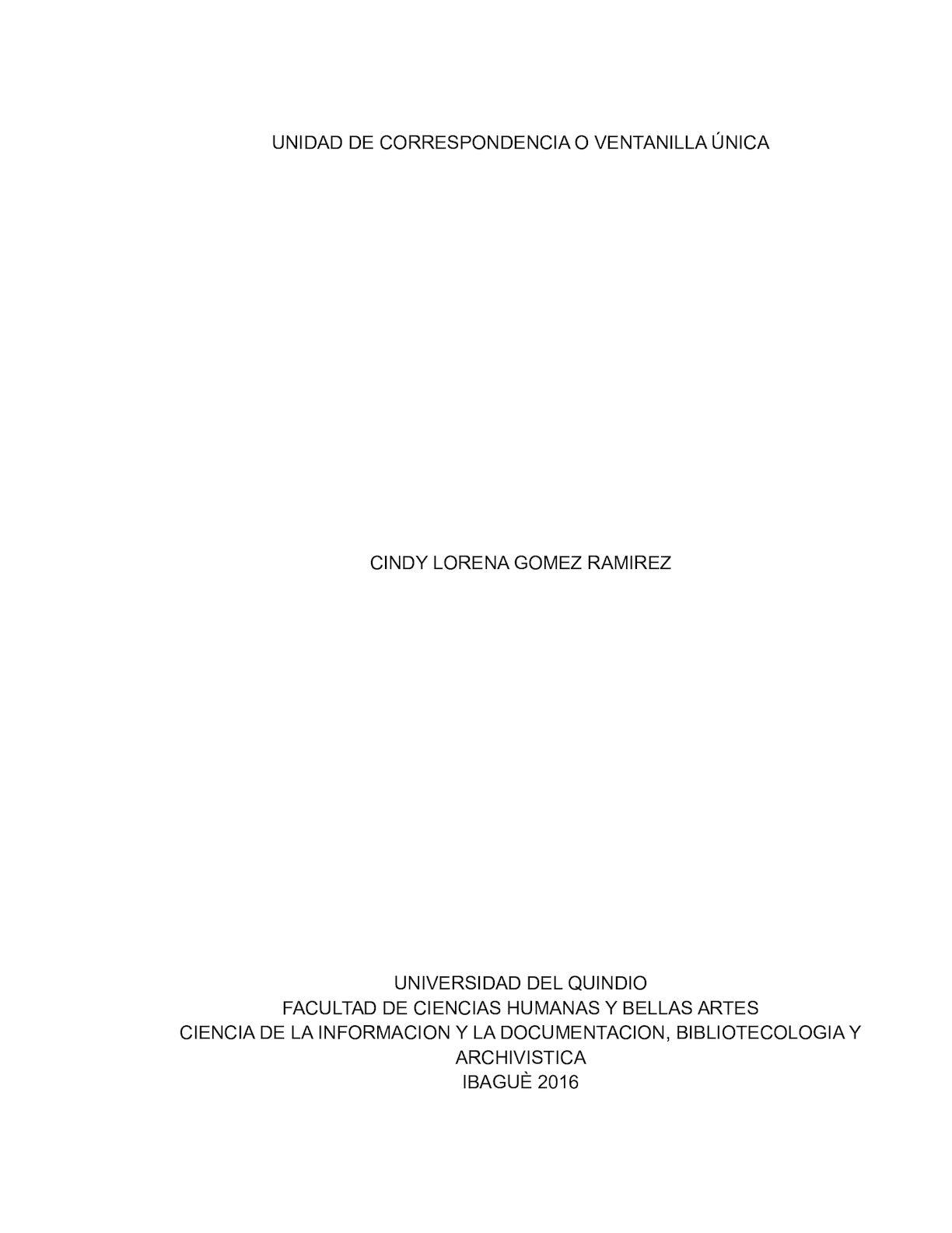 Manual Unidad Correspondencia