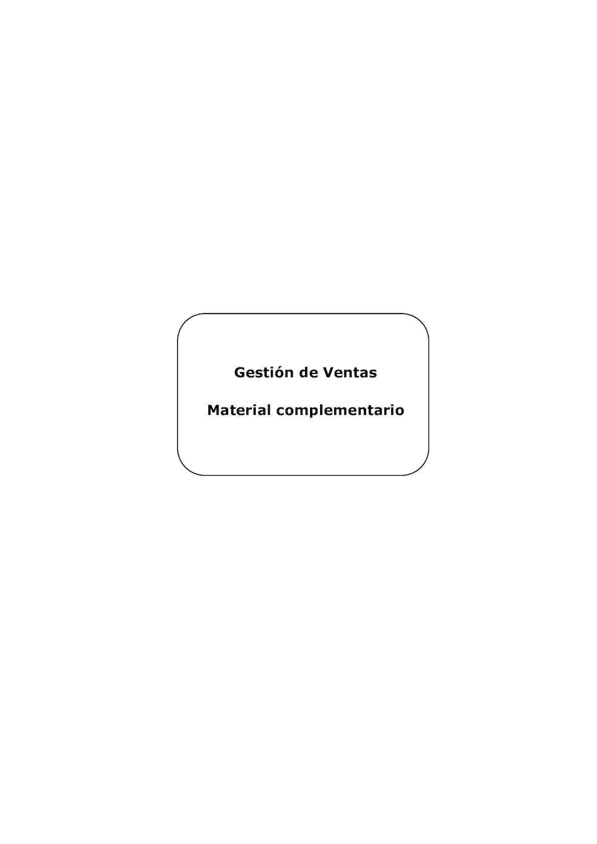 Calaméo - Adm 2016 Gestion De Ventas Ma Material Complementario