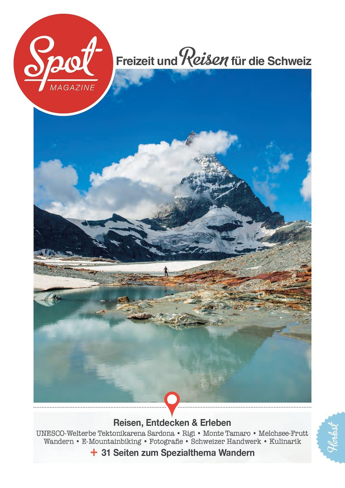 Calaméo   Spot Magazine Ausgabe 3_2016 HERBST