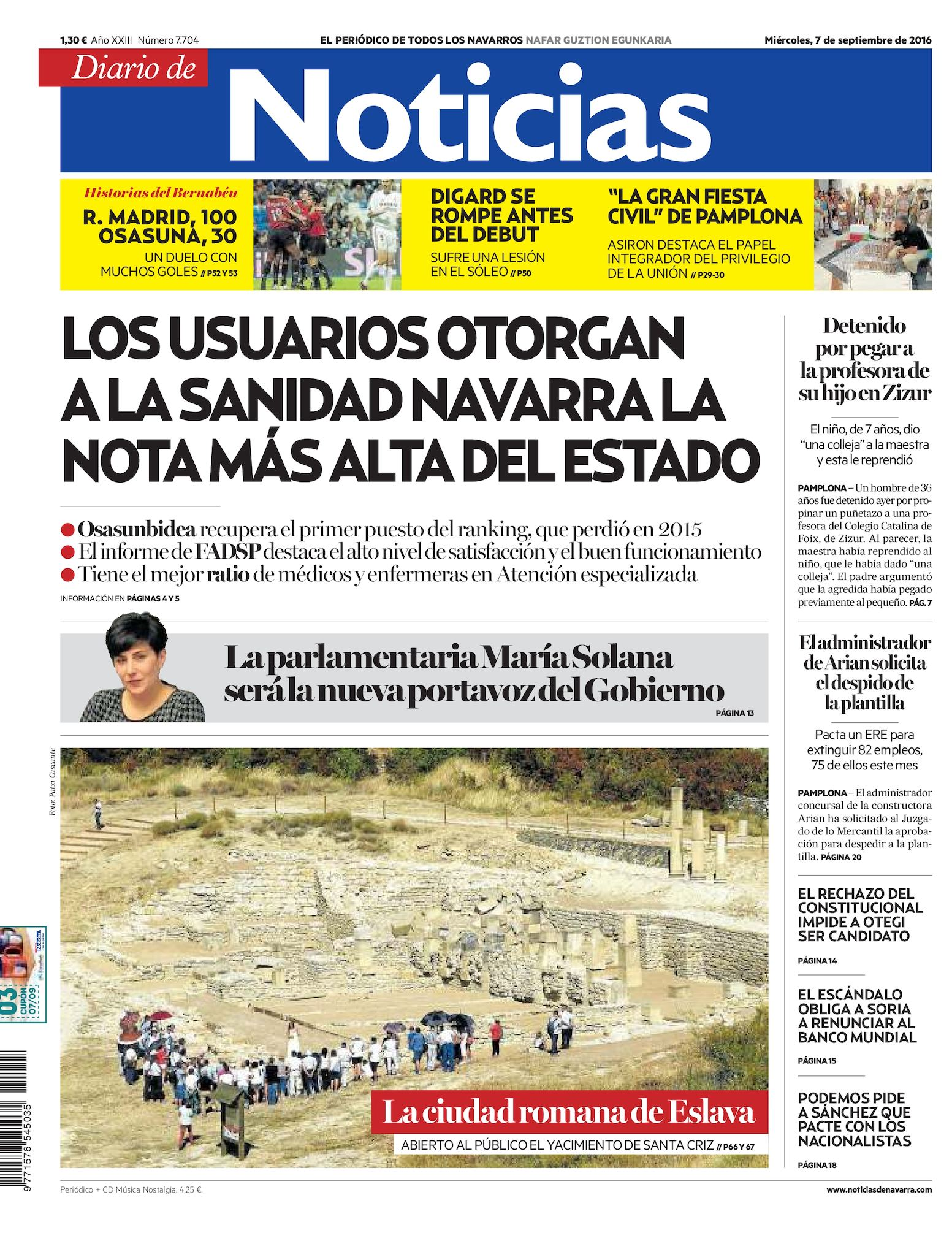 Calaméo - Diario de Noticias 20160907