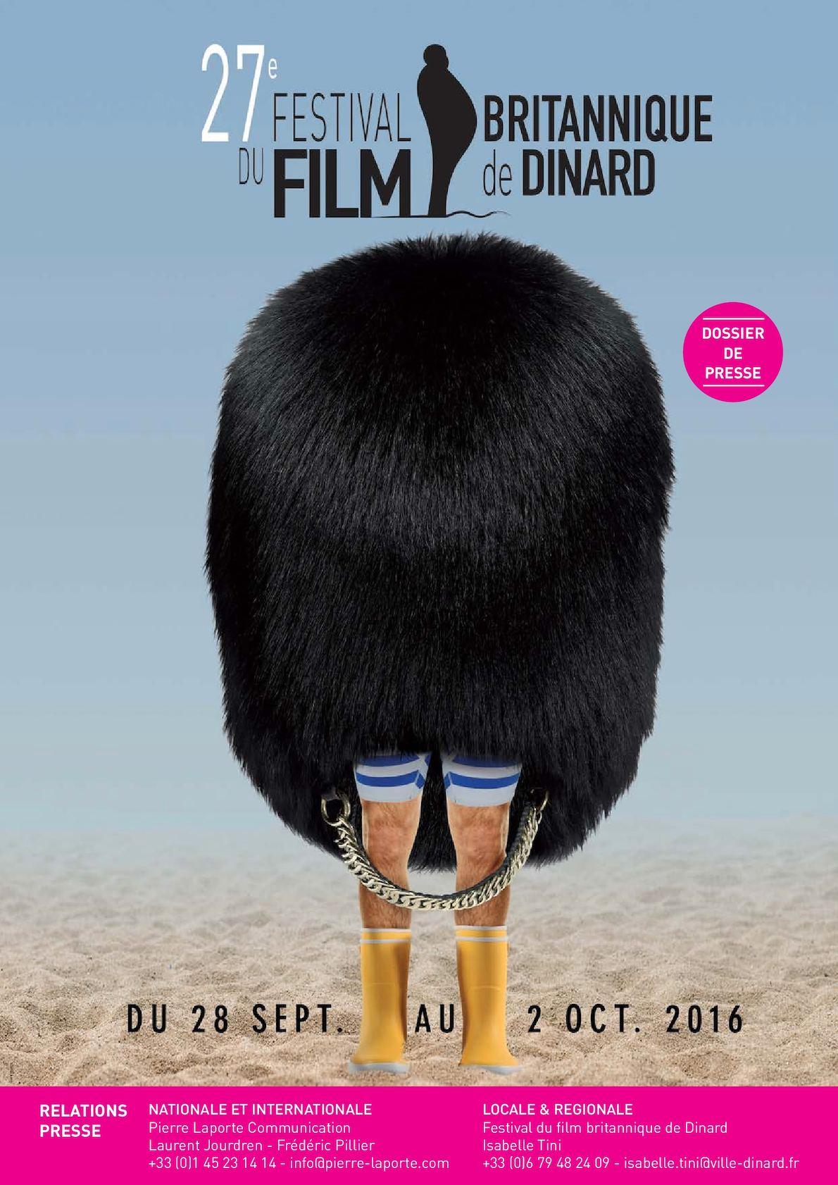Dp 27e Festival Britannique Du Film De Dinard Fr