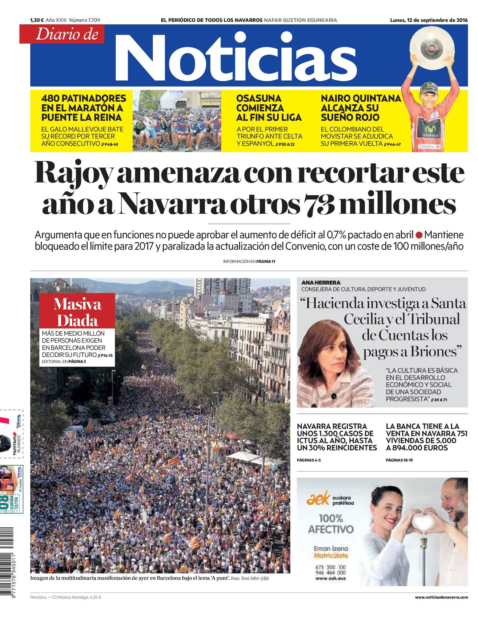 Calaméo Diario De De 20160912 Noticias 20160912 Noticias Diario Calaméo P1rPXqw