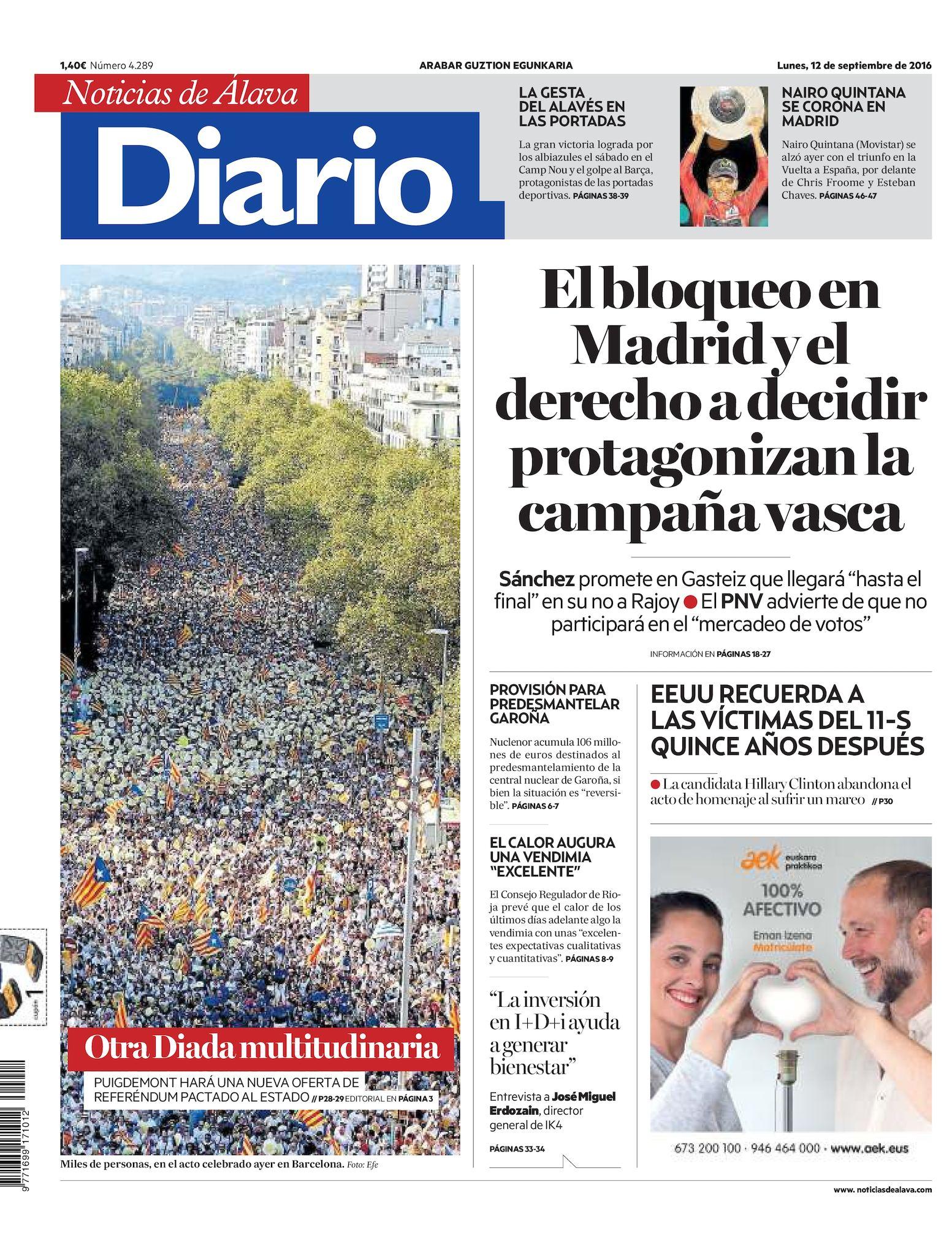 Calaméo - Diario de Noticias de Álava 20160912
