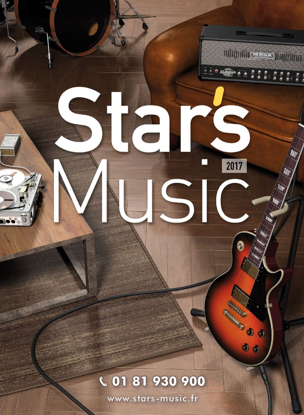 Star's Music Catalogue 2017