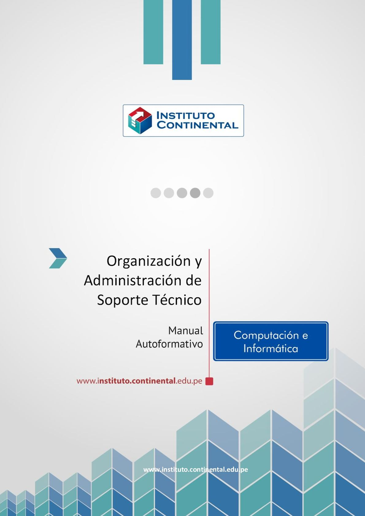 MA Organización Y Administración De Soporte Tecnico