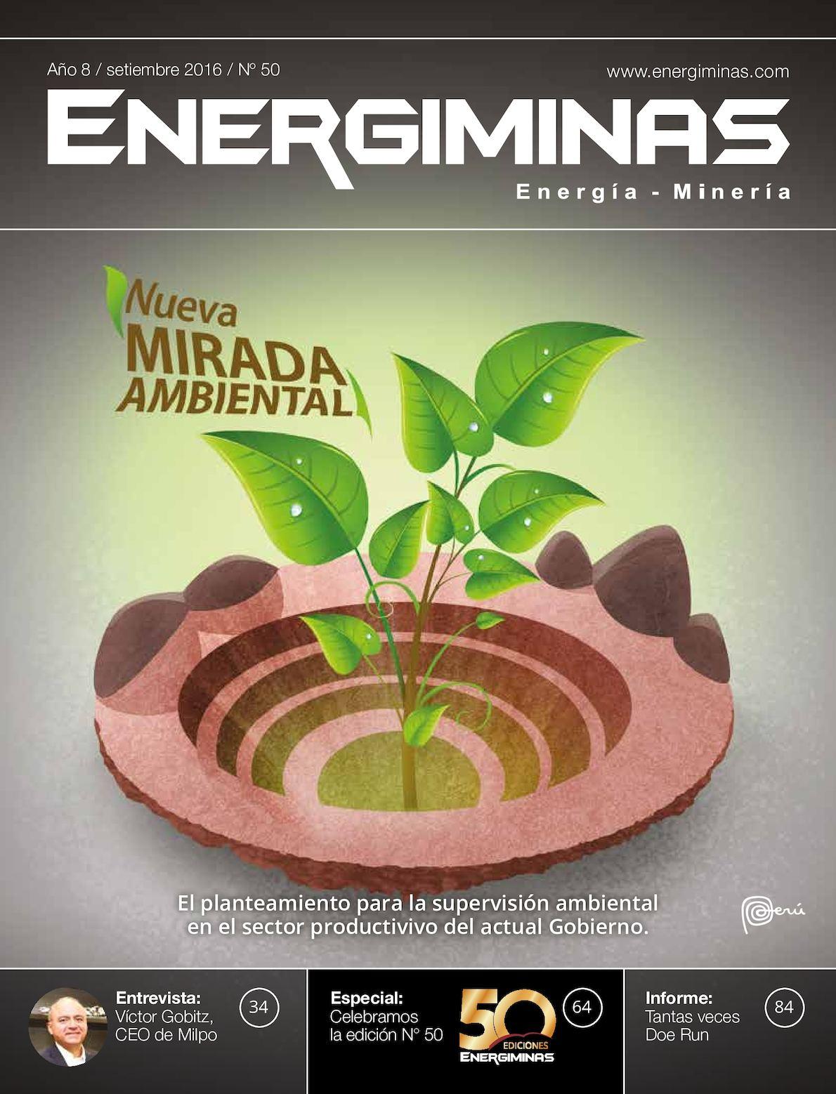 Energiminas N° 50