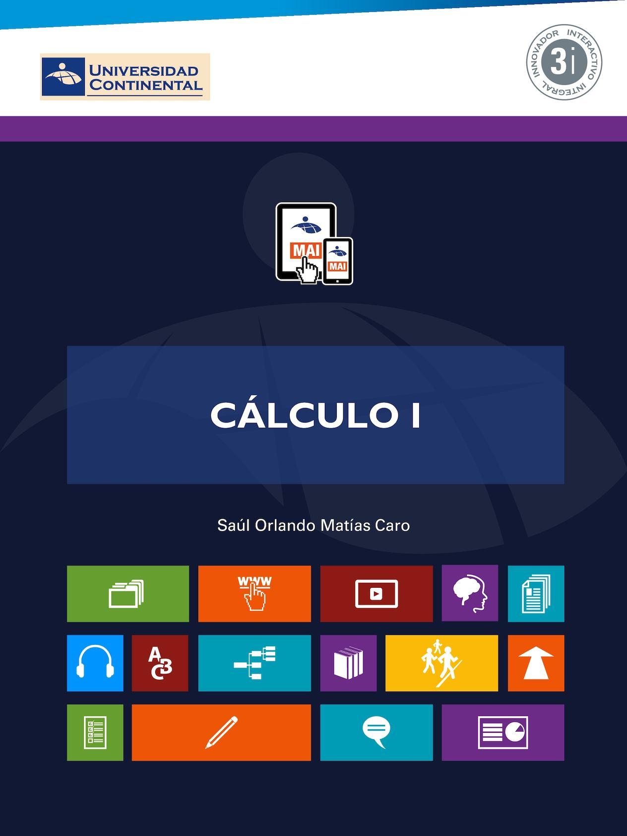 UC0065 MAI Calculo I ED1 V1 2015