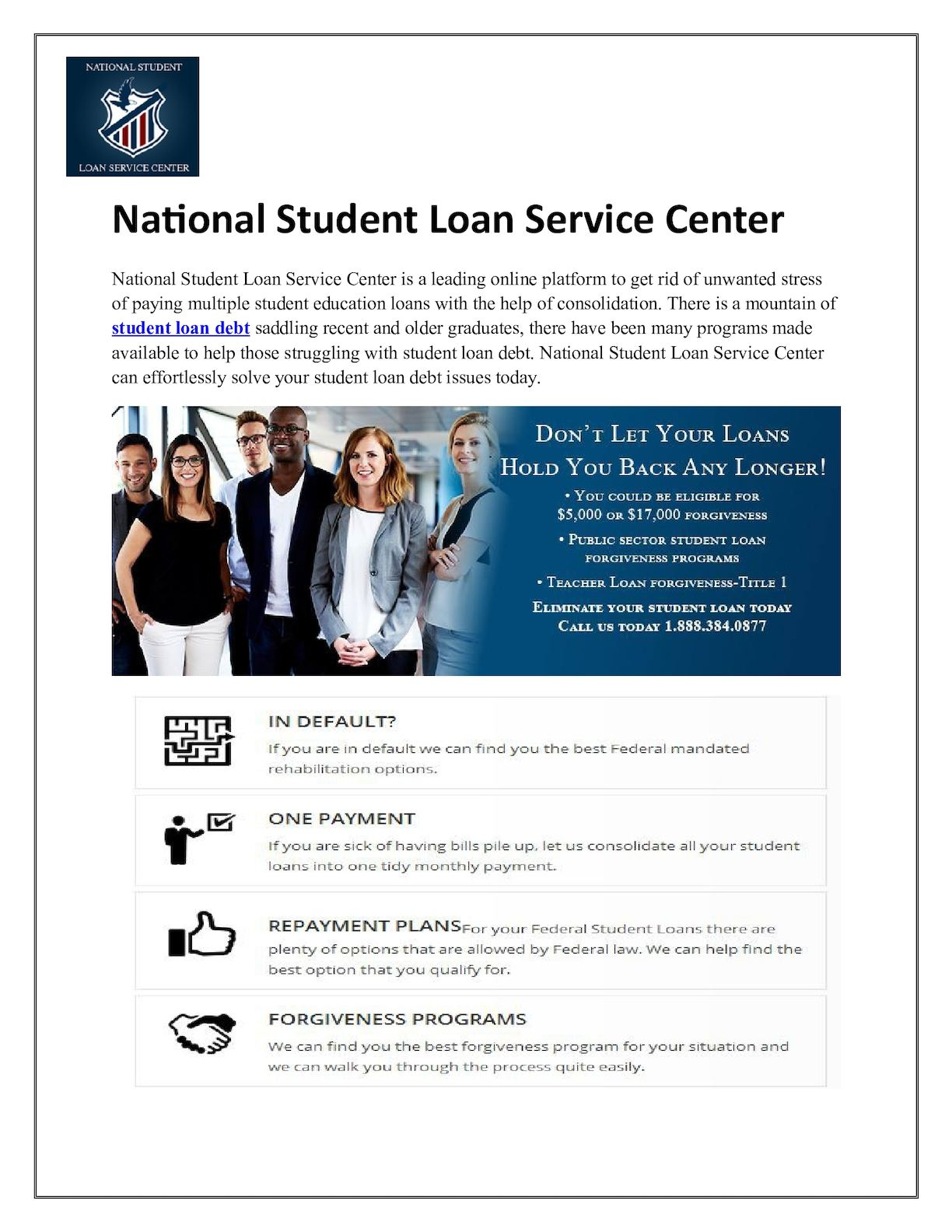 calaméo - federal student loan consolidation