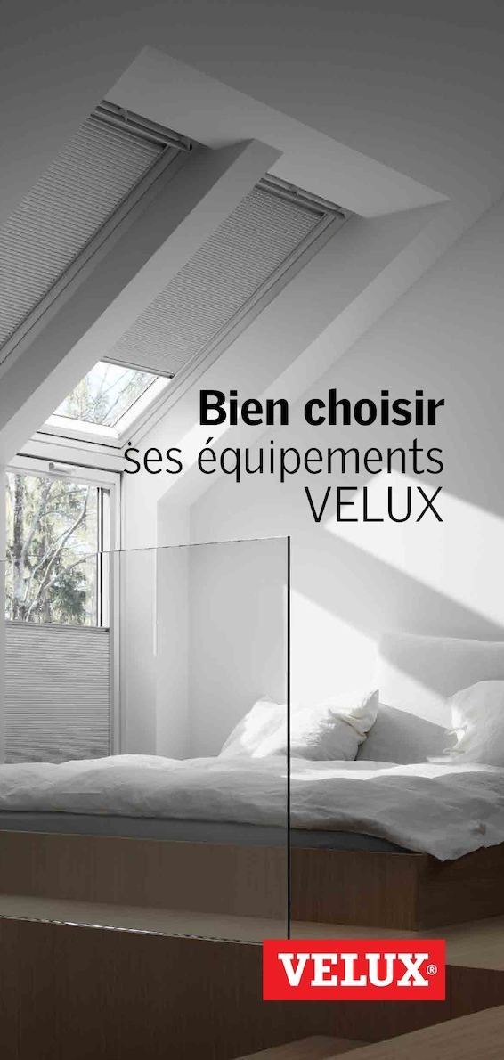 calam o bien choisir ses quipements velux. Black Bedroom Furniture Sets. Home Design Ideas