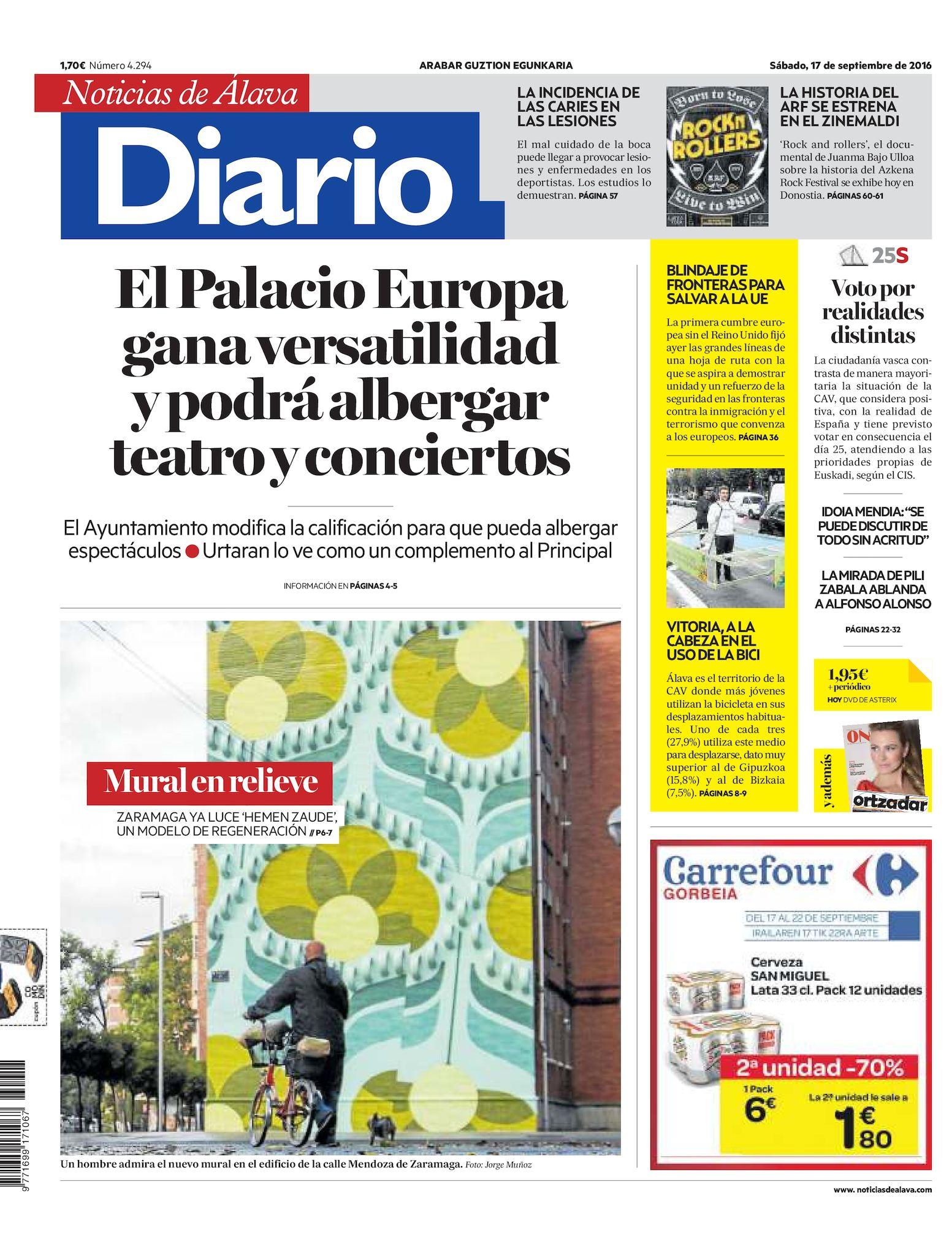 Calaméo - Diario de Noticias de Álava 20160917