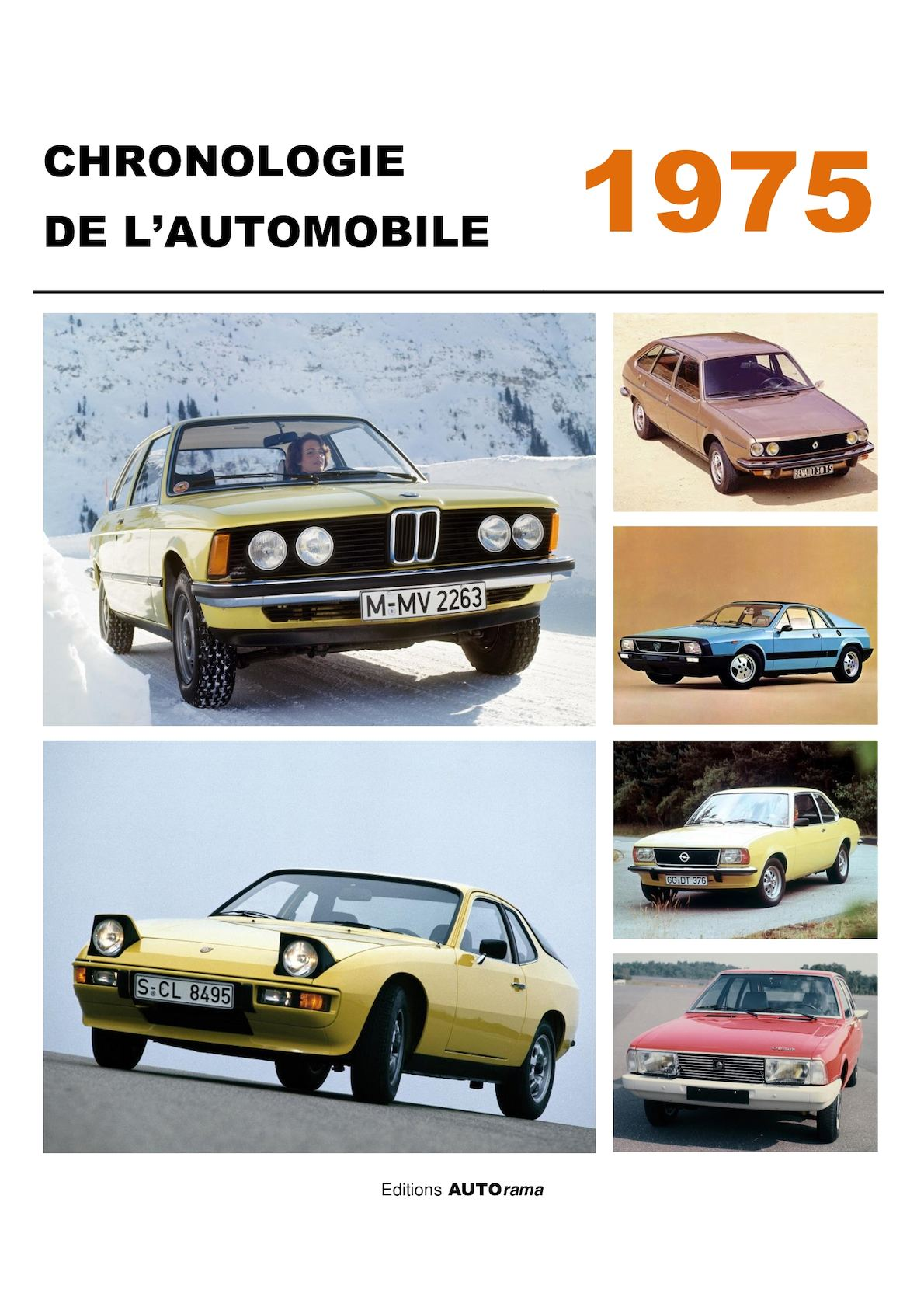 Chronologie de l'automobile - 1975