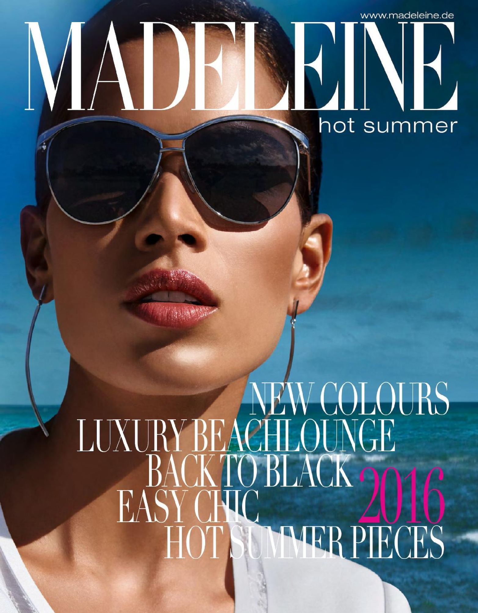 Каталог MADELEINE Hot Summer Лето 2016