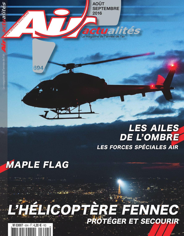 AIR ACTUALITÉS N°694 AOUT-SEPTEMBRE 2016