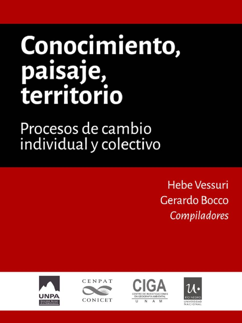 Conocimiento, paisaje y territorio: Procesos de cambio individual y colectivo