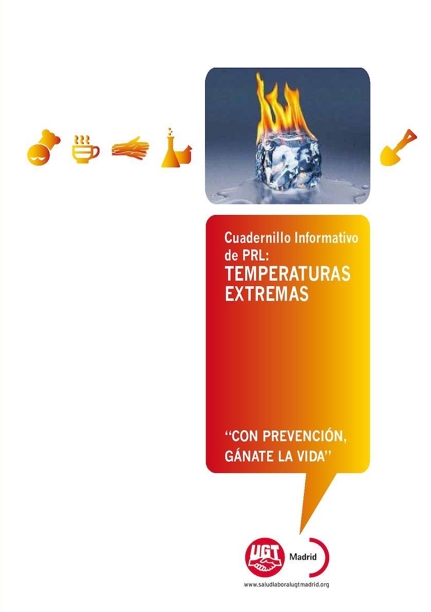 Calaméo - Cuadernillo Temperaturas Extremas Low