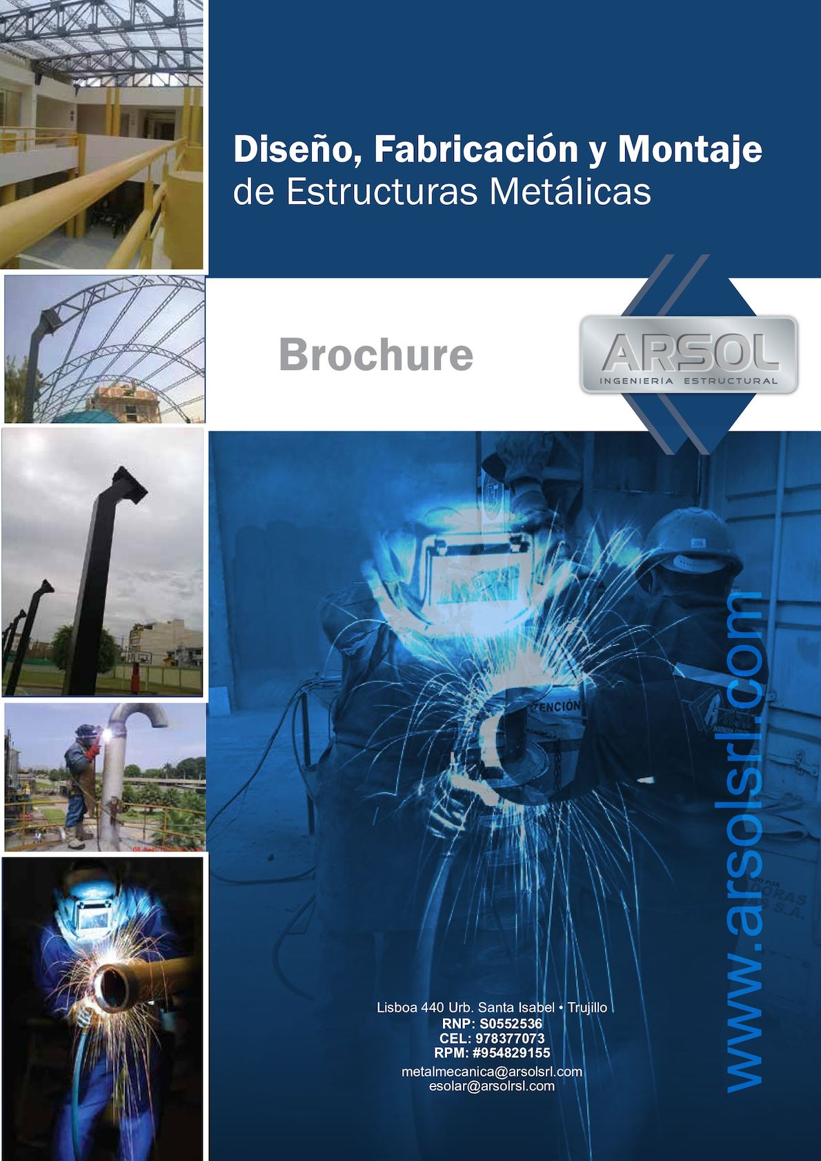Brochure Arsol 2016