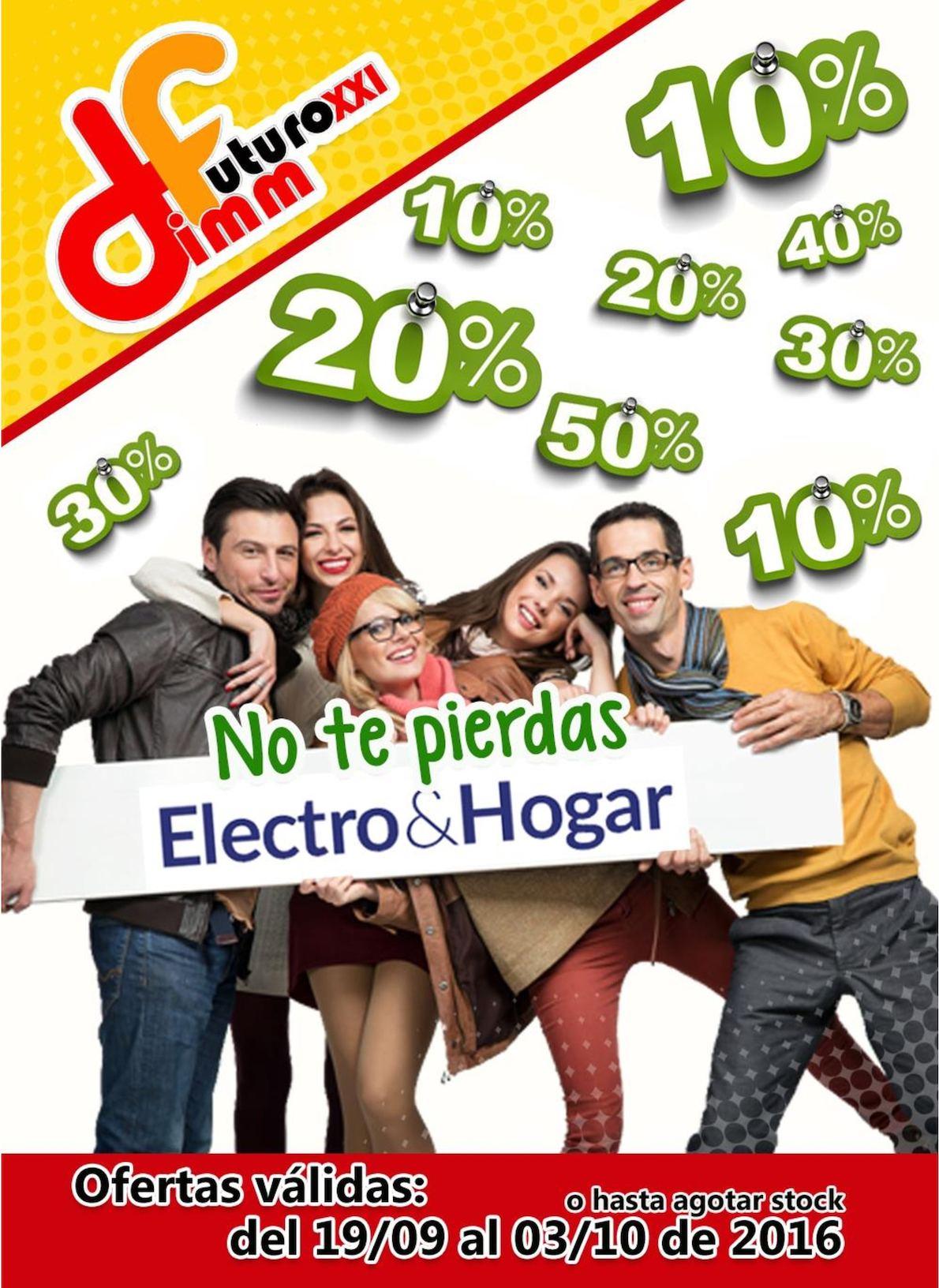 Catálogo Dimm Futuroxxi: Electro&Hogar