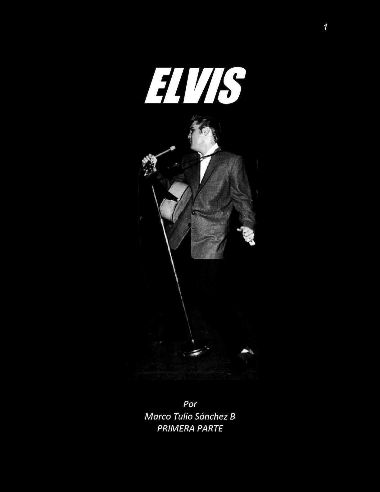 Calaméo - Elvis Por Marco T