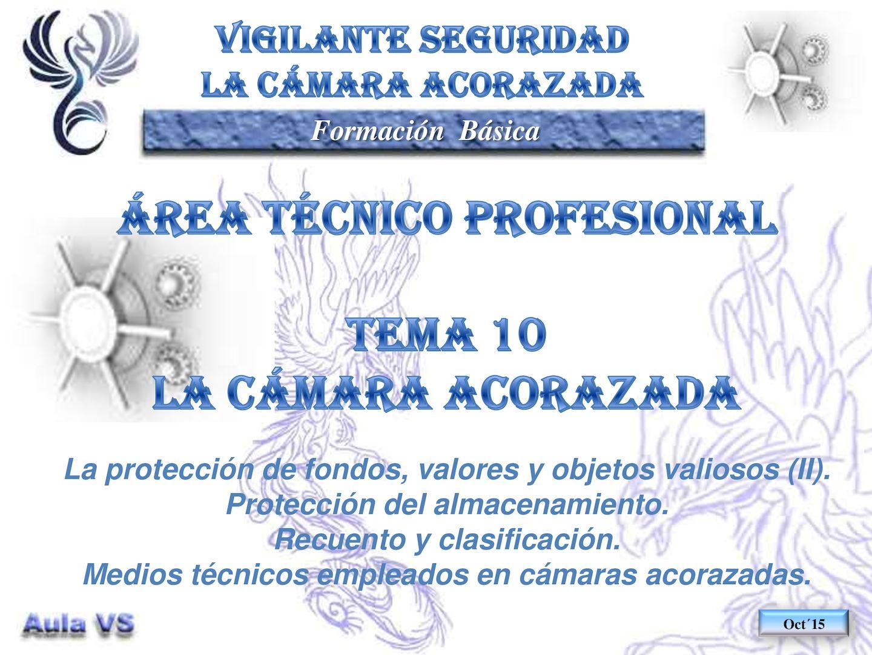 Tp10 Camara Acorazada