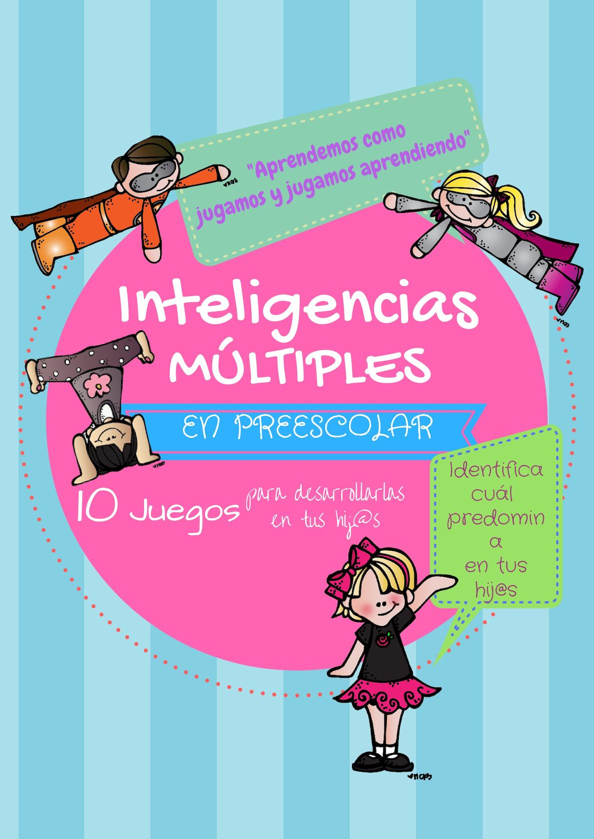 Inteligencias Múltiples en preescolar para Papás