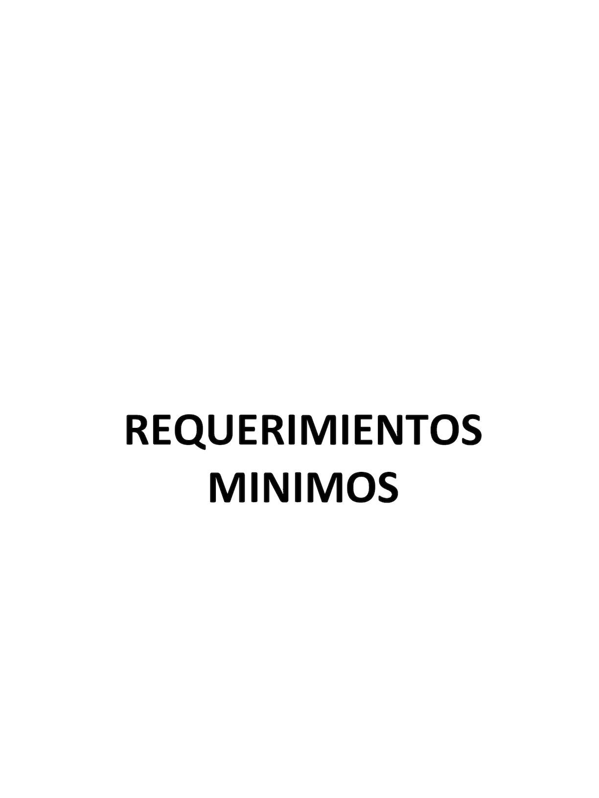 Dorable Curriculum Del Ministerio Inspiración - Ejemplo De Colección ...