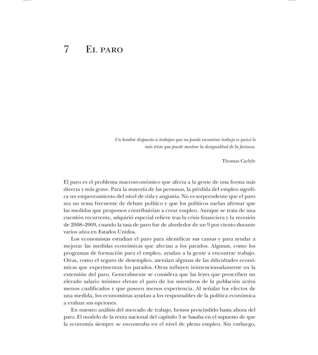 Calaméo - Capitulo 7 El Paro