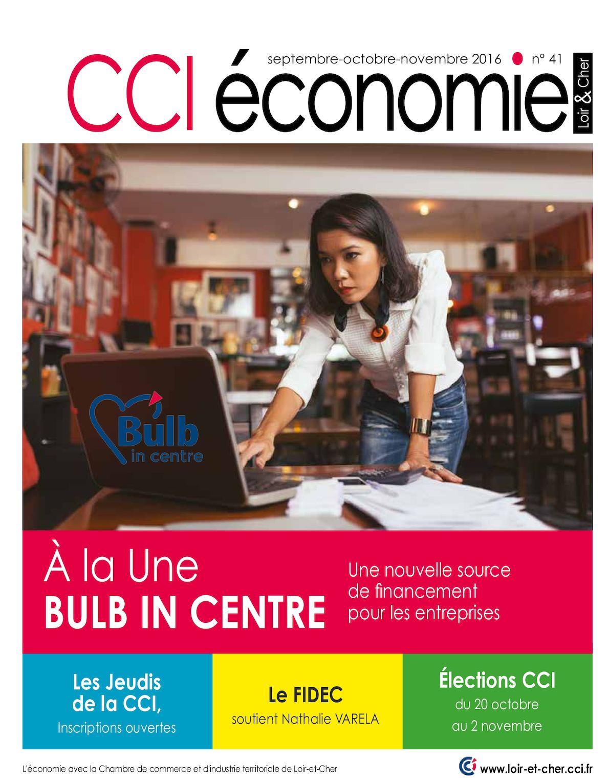 Calam o cci economie n 41 en ligne for Chambre de commerce et d industrie d eure et loir