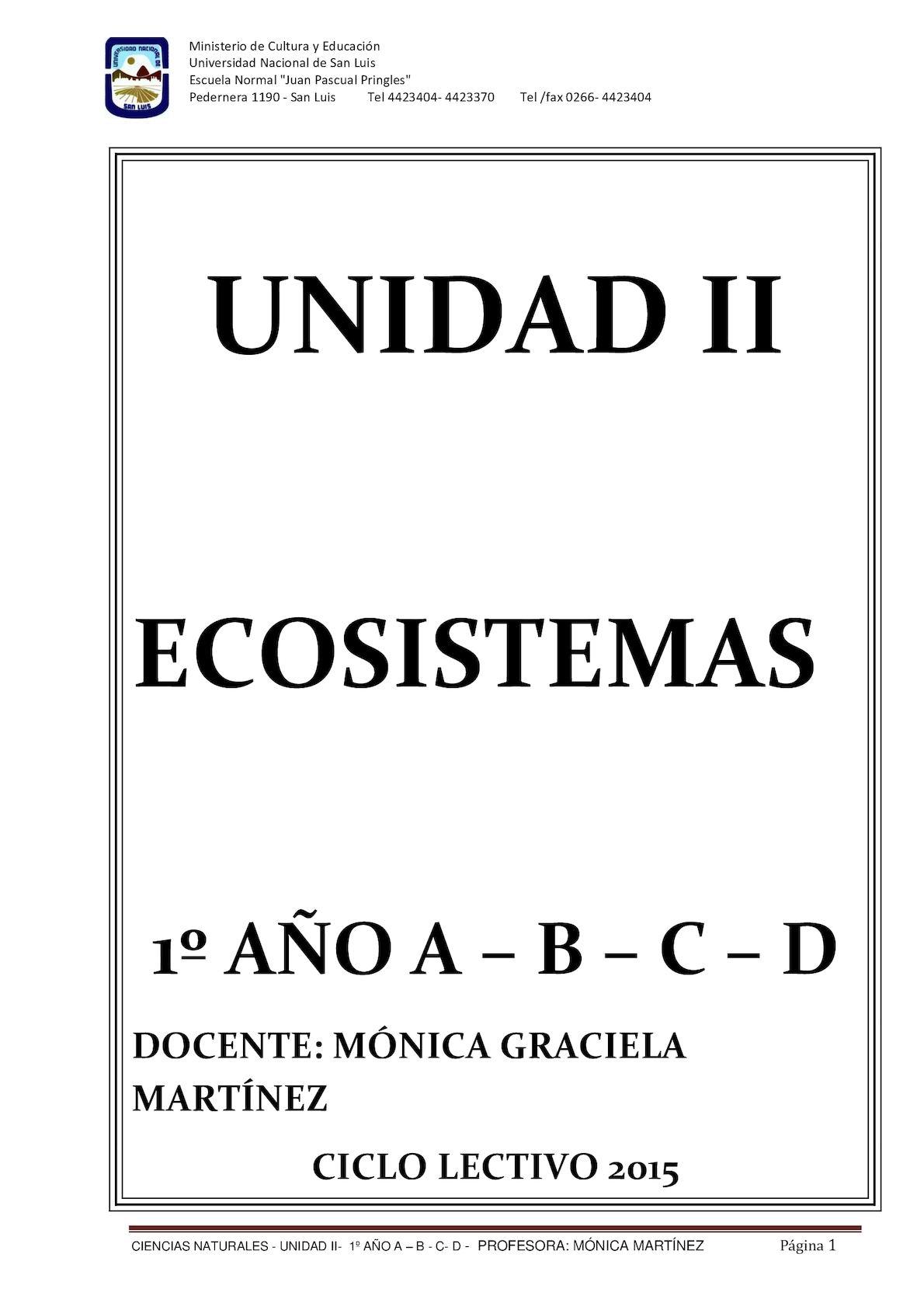 Ecosistema Pdf