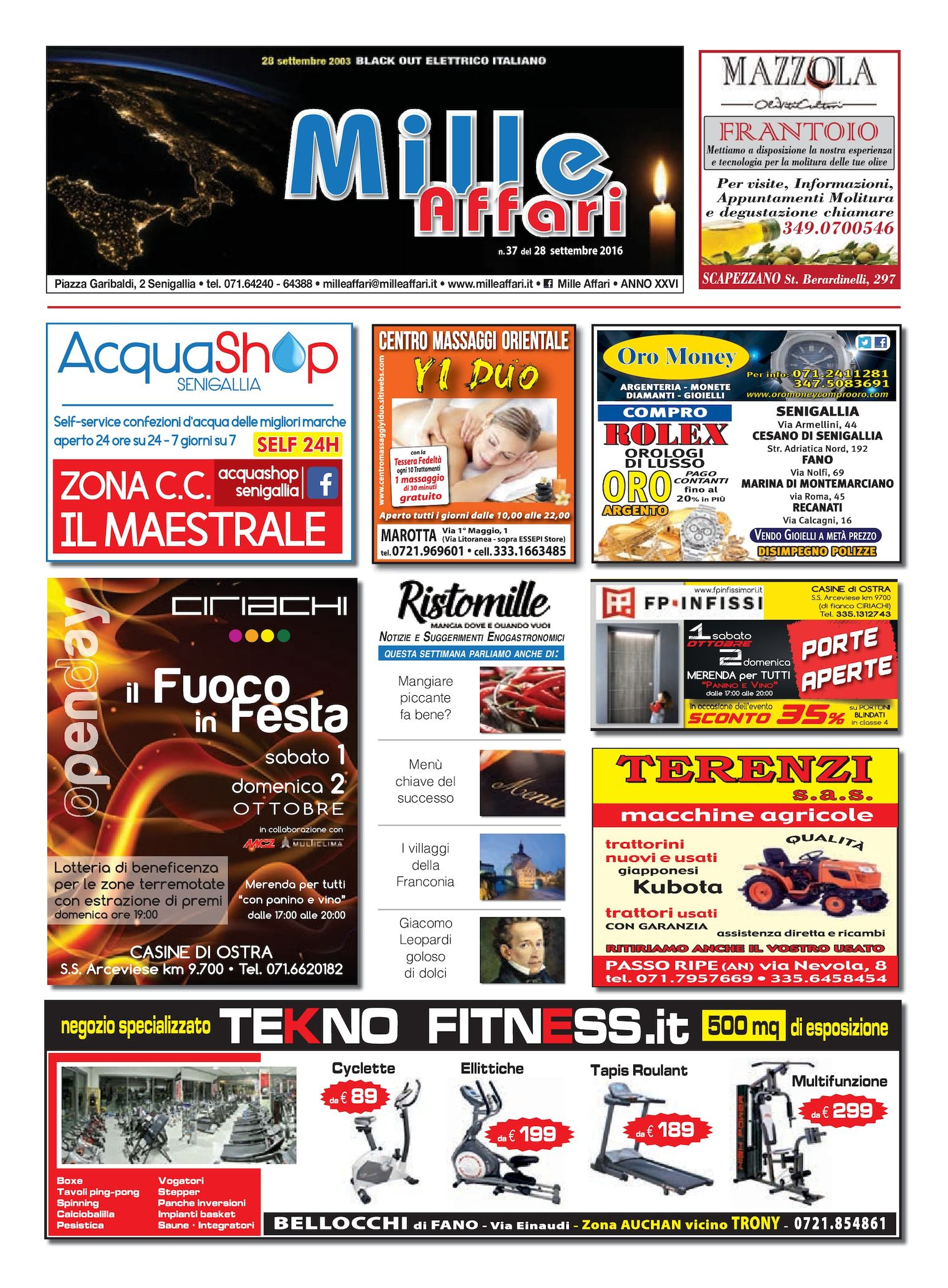 competitive price 5460d 83ff9 Calaméo - MILLEAFFARI N°37 DEL 28.09.16