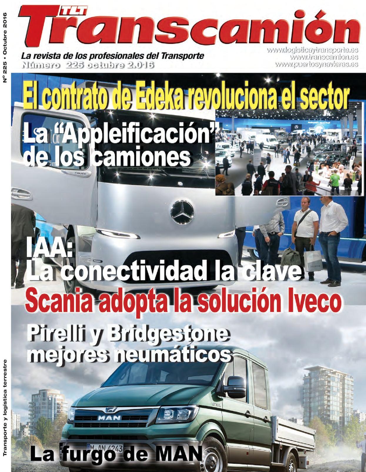 Calaméo - Revista TRANSCAMION 225 Octubre 2016