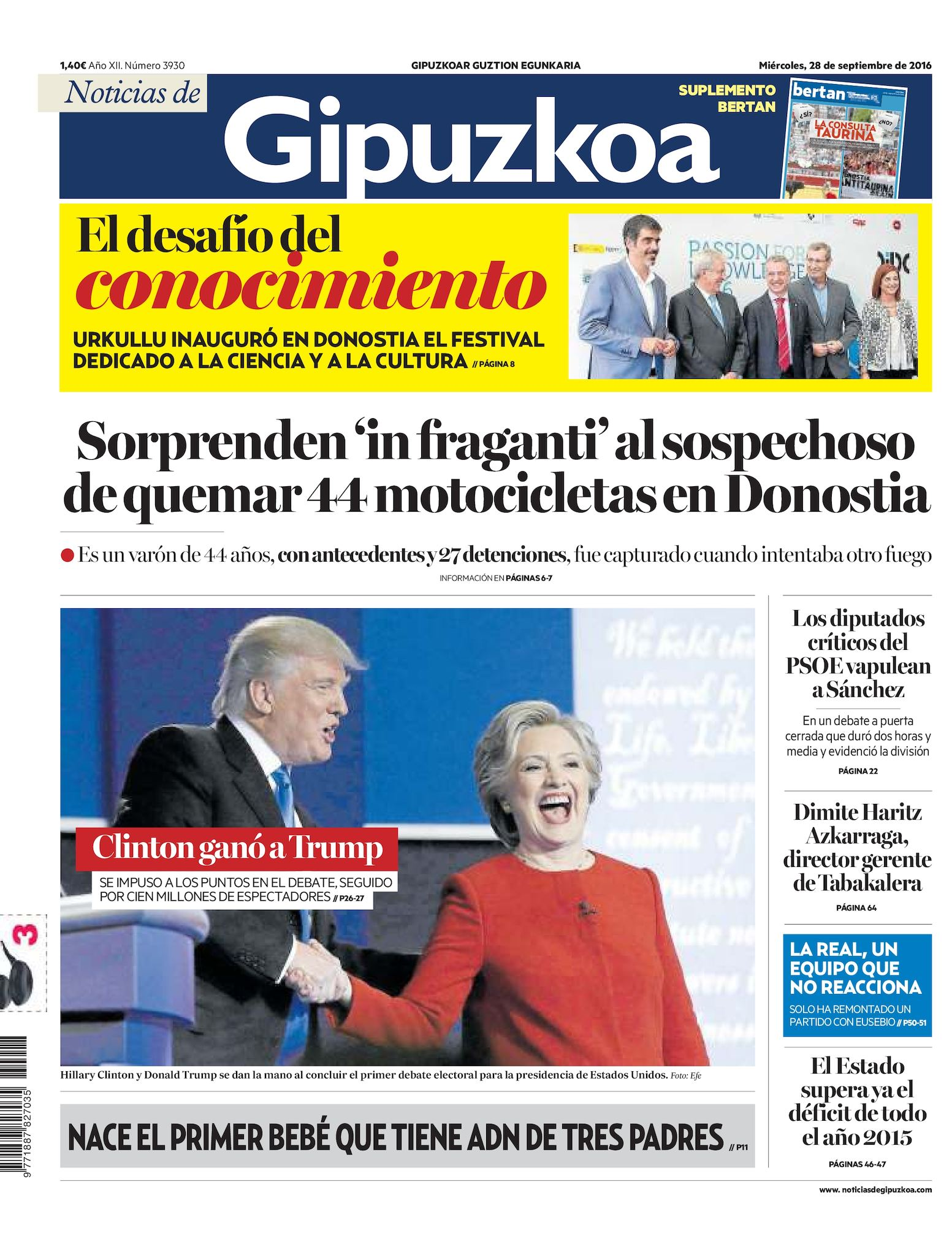 Calaméo - Noticias de Gipuzkoa 20160928