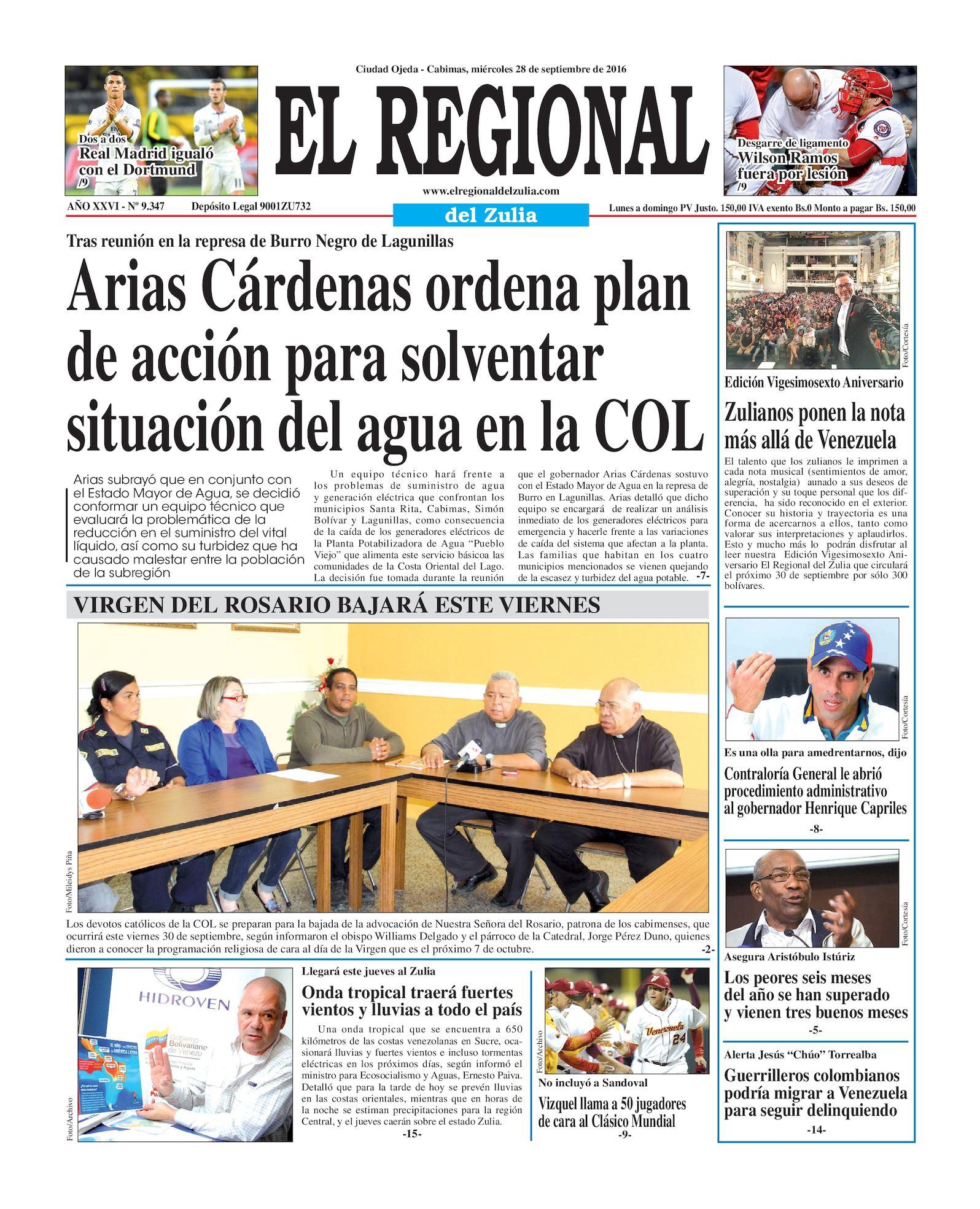 Calaméo - El Regional del Zulia 28-09-2016 d00faf97166